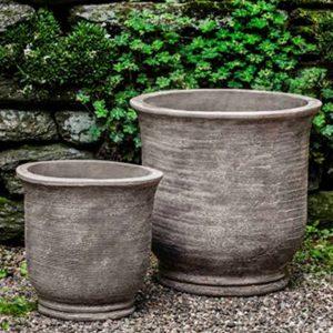 Exterior Pottery