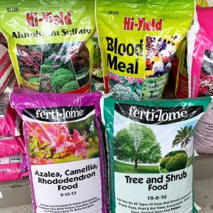 Synthetic Fertilizers