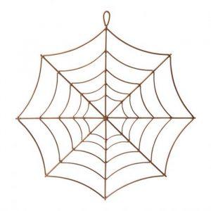 Cobweb Wreath 24″